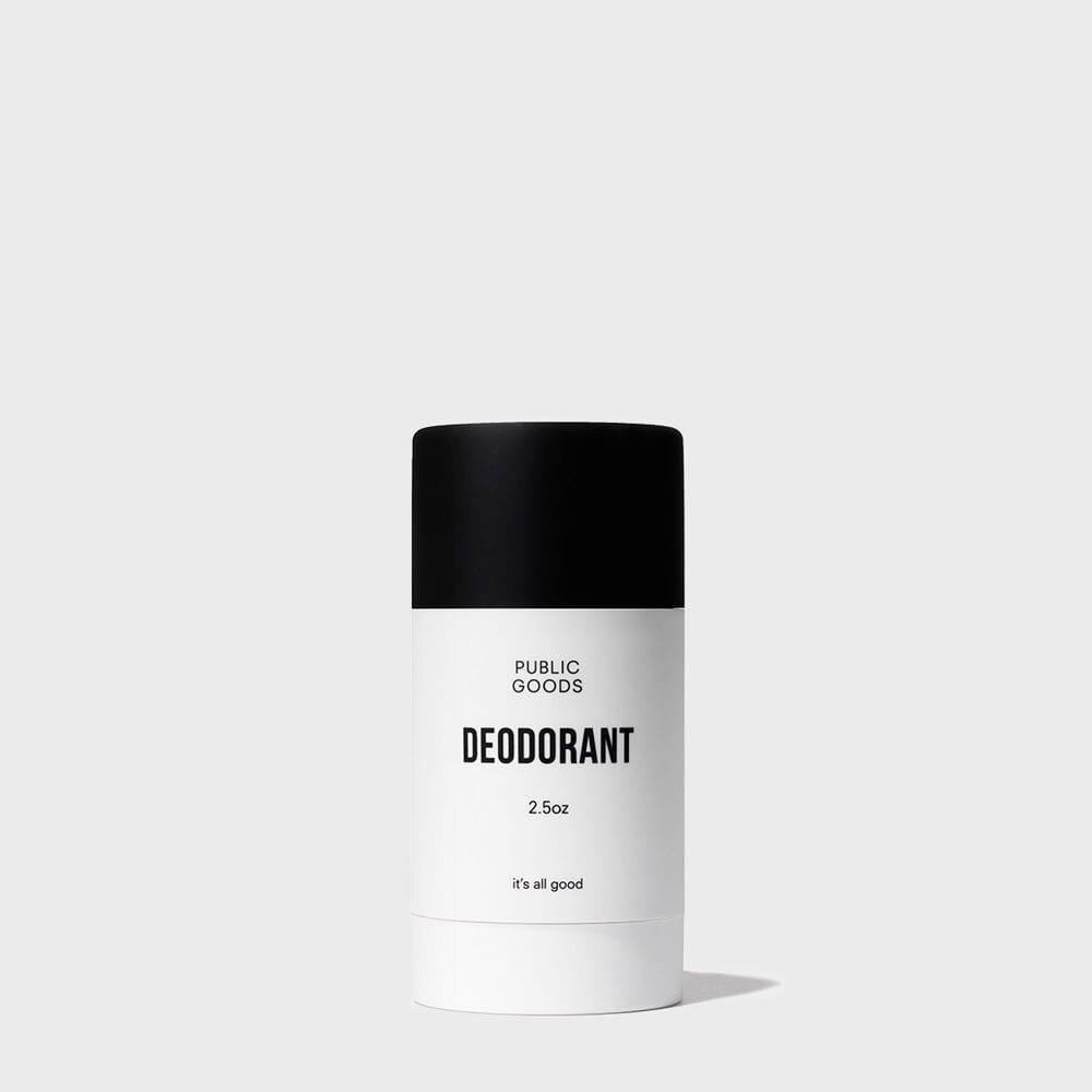 Public Goods Deodorant / Neighborhood Goods