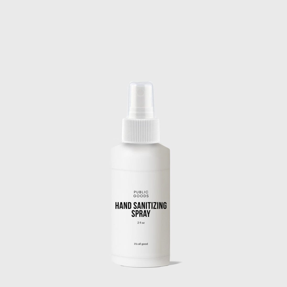 Public Goods Hand Sanitizer Spray / Neighborhood Goods