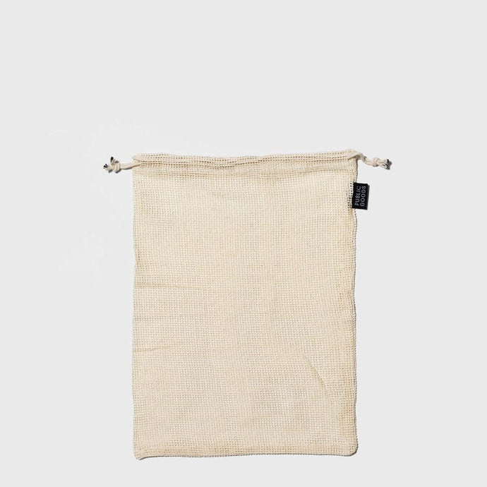 Public Goods Reusable Mesh Grocery Bag / Neighborhood Goods