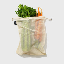 Load image into Gallery viewer, Public Goods Reusable Mesh Grocery Bag / Neighborhood Goods