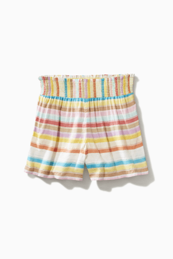 Rainbow Stripe Short / Neighborhood Goods