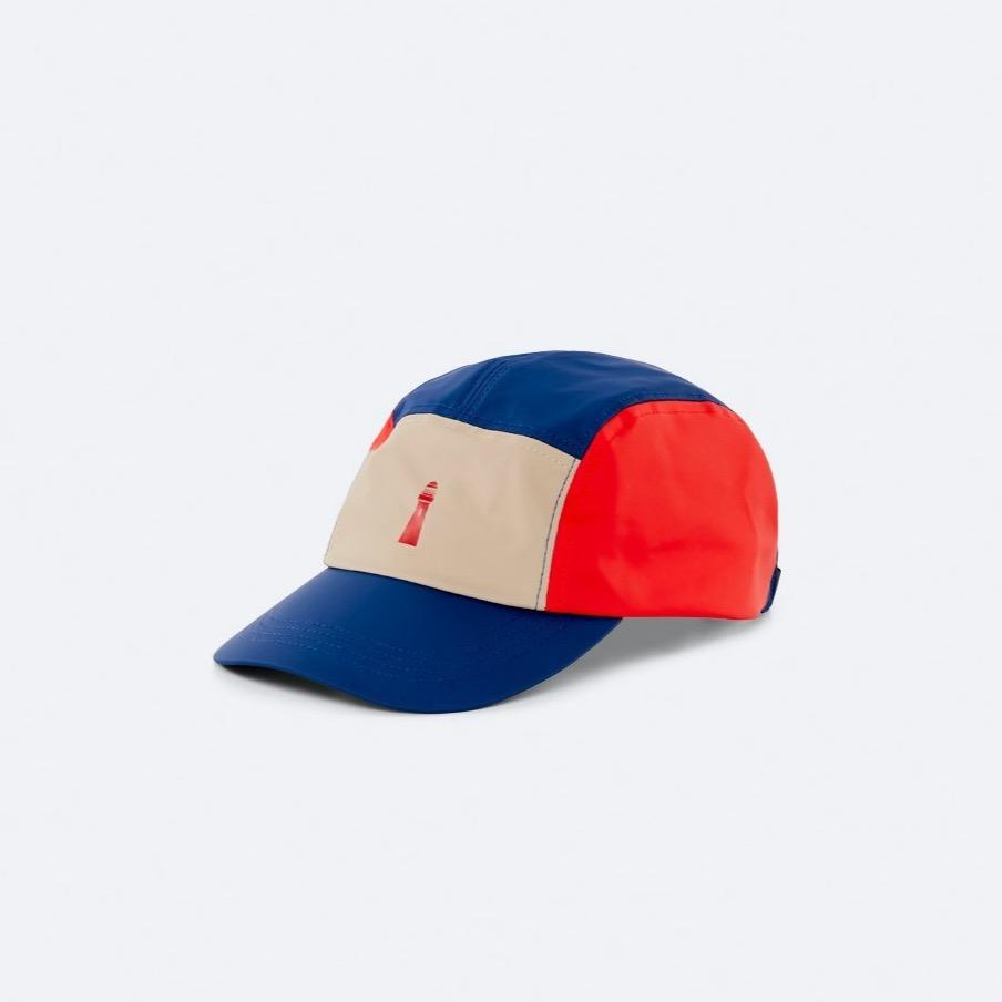 Rains Color Block Dad Hat / Neighborhood Goods