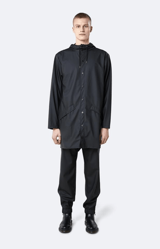Rains Long Jacket / Neighborhood Goods
