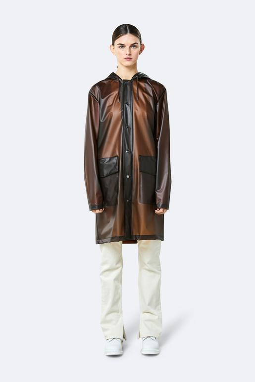 Rains Transparent Hooded Coat / Neighborhood Goods