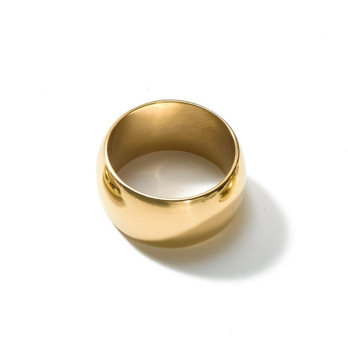 Raven + Lily Diaz Wide Ring / Neighborhood Goods