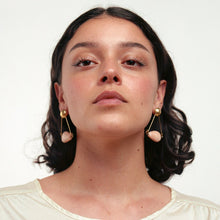 Load image into Gallery viewer, Raven + Lily Suspension Swing Earrings / Neighborhood Goods
