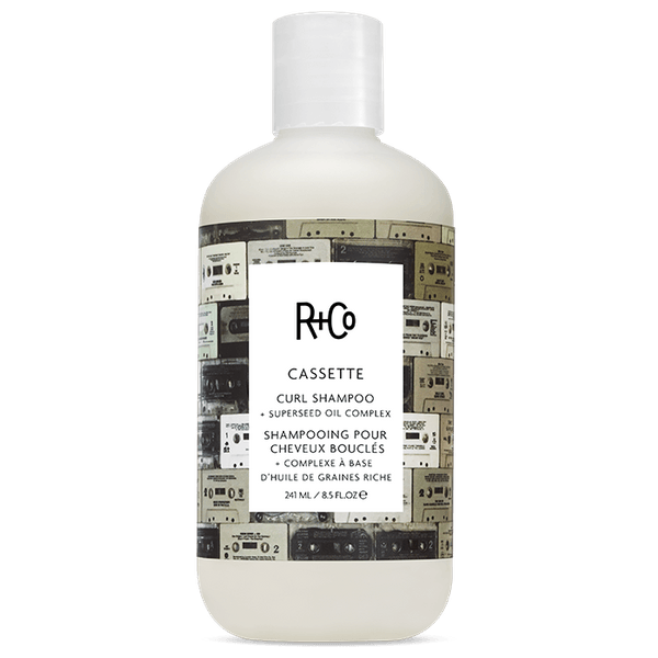 R+Co Cassette Curl Shampoo + Superseed Complex / Neighborhood Goods