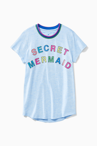 Secret Mermaid Tee / Neighborhood Goods