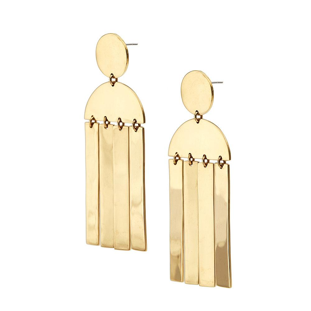 SOKO Maxi Cala Earrings / Neighborhood Goods