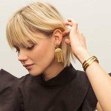 Load image into Gallery viewer, SOKO Maxi Cala Earrings / Neighborhood Goods