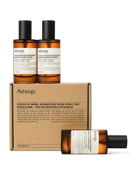 States of Being: Aromatique Room Spray Trio / Neighborhood Goods