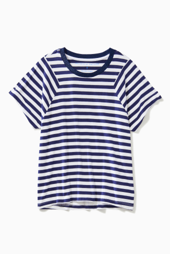 Stripe Block Tee / Neighborhood Goods