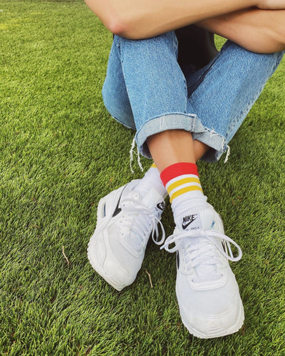 Striped Sock / Neighborhood Goods
