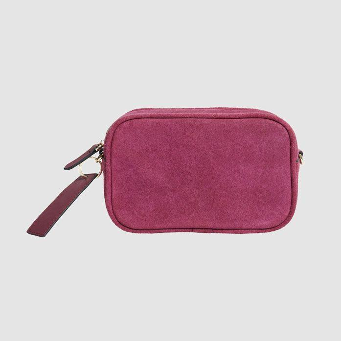 Suede Mini Cross Body Bag / Neighborhood Goods