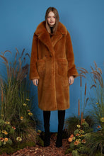 Load image into Gallery viewer, Super Luxe Faux Fur Coat / Neighborhood Goods
