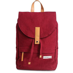 Svenklas Hagen Red Backpack / Neighborhood Goods