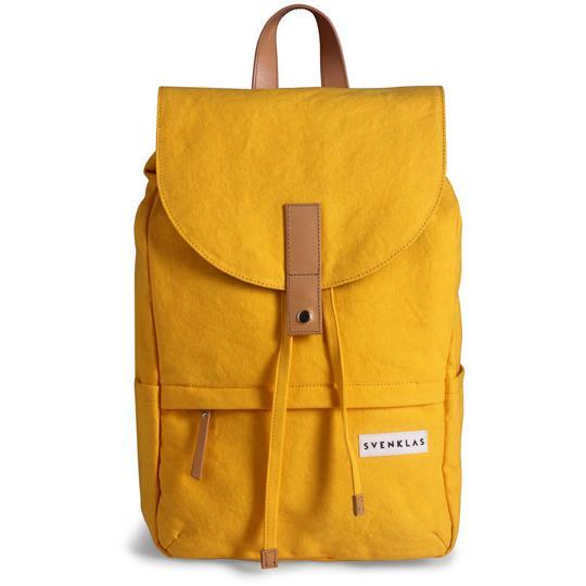 Svenklas Hagen Yellow Backpack / Neighborhood Goods