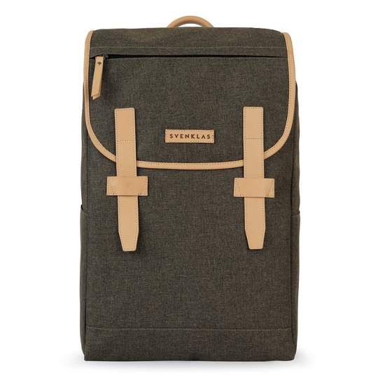 Svenklas Roscoe Earth Brown Backpack / Neighborhood Goods