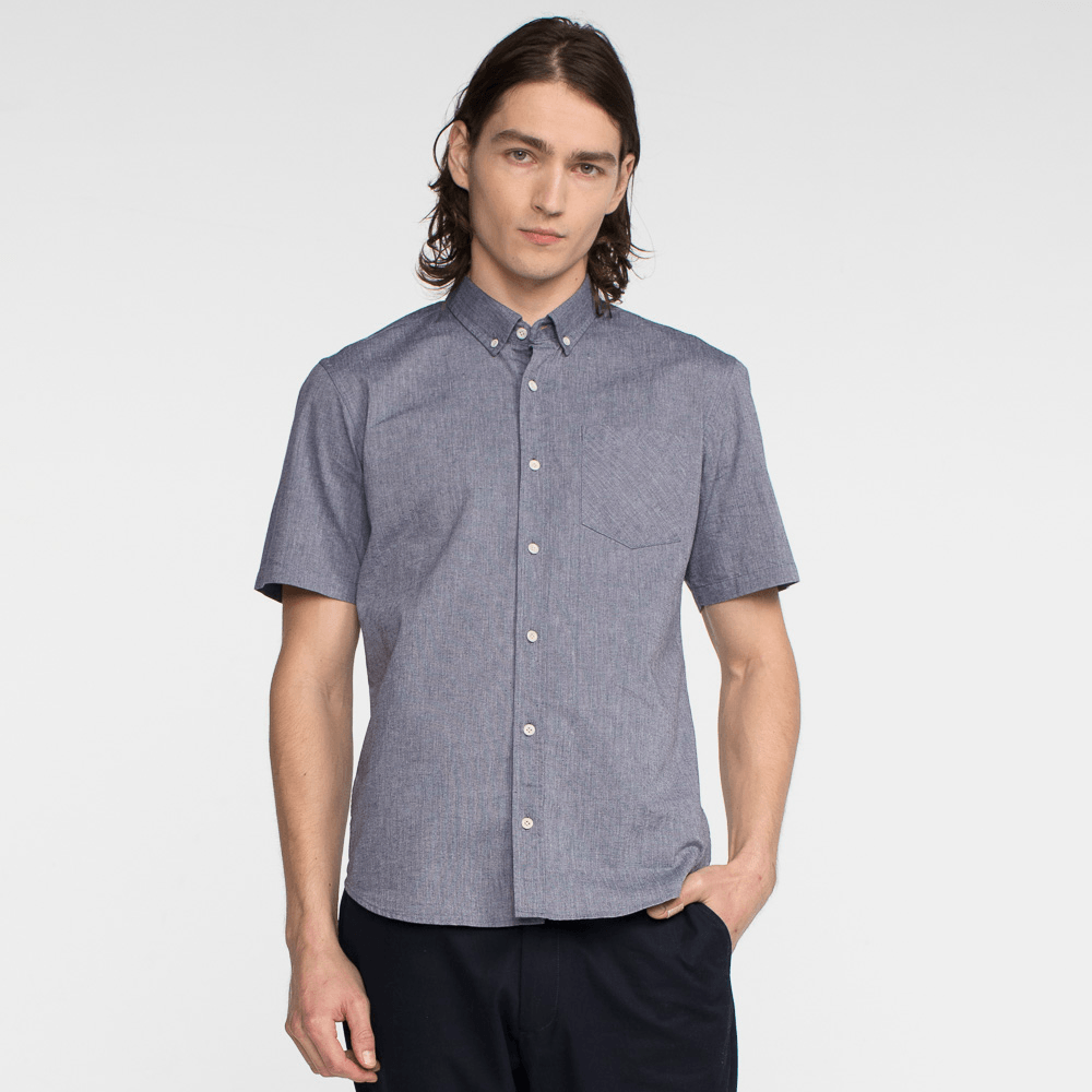 Tact & Stone Palo Verde Chambray Shirt / Neighborhood Goods
