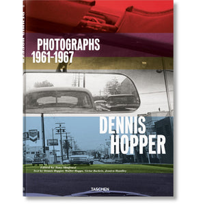 Taschen Dennis Hopper. Photographs 1961–1967 / Neighborhood Goods