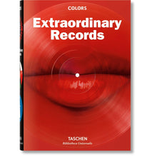 Load image into Gallery viewer, Taschen Extraordinary Records / Neighborhood Goods