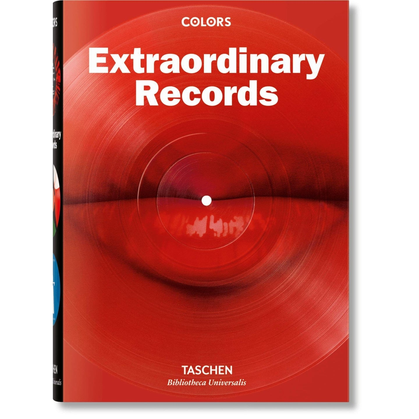 Taschen Extraordinary Records / Neighborhood Goods