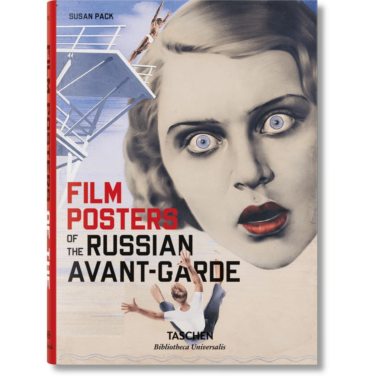 Taschen Film Posters of the Russian Avant-Garde / Neighborhood Goods
