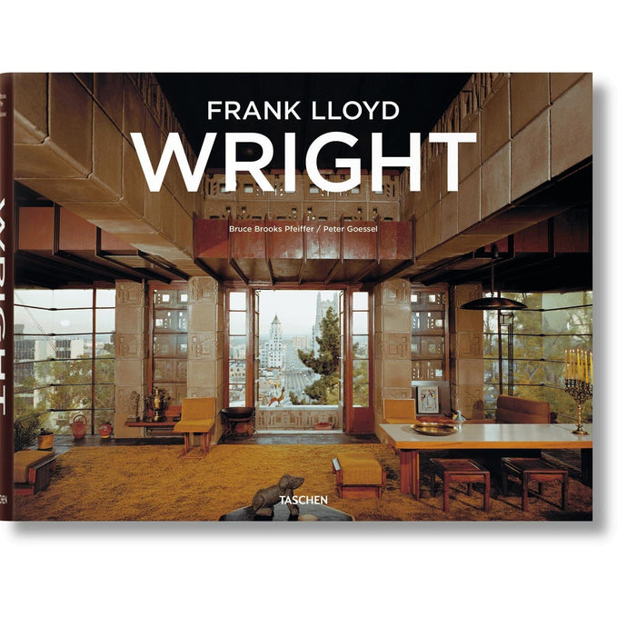 Taschen Frank Lloyd Wright / Neighborhood Goods