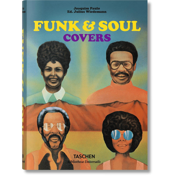 Taschen Funk & Soul Covers / Neighborhood Goods