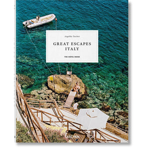 Taschen Great Escapes: Italy. The Hotel Book. 2019 Edition / Neighborhood Goods
