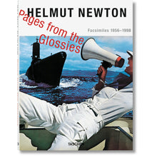 Load image into Gallery viewer, Taschen Helmut Newton. Pages from the Glossies / Neighborhood Goods
