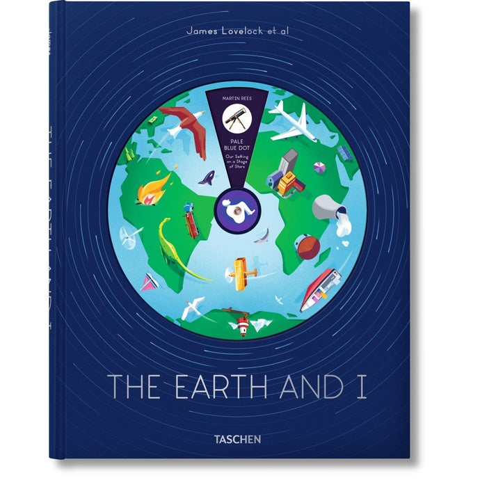 Taschen James Lovelock et al. The Earth and I / Neighborhood Goods