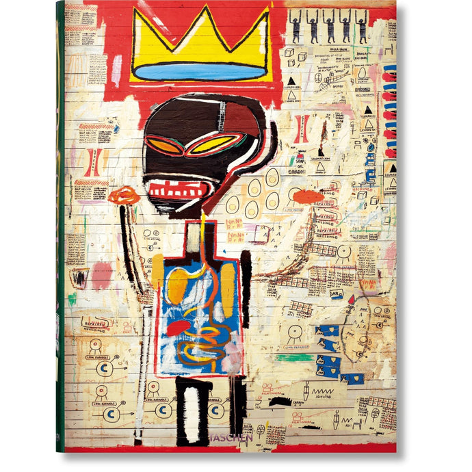Taschen Jean-Michel Basquiat / Neighborhood Goods