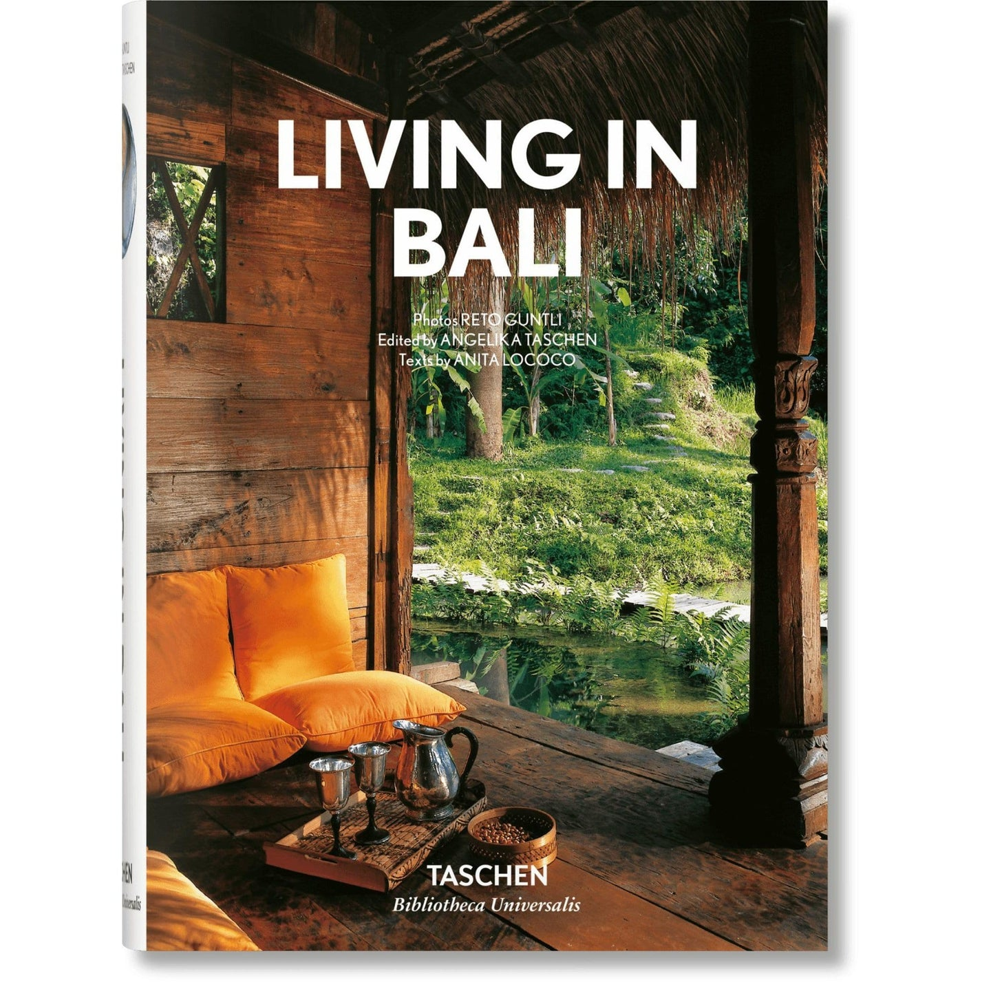 Taschen Living in Bali / Neighborhood Goods