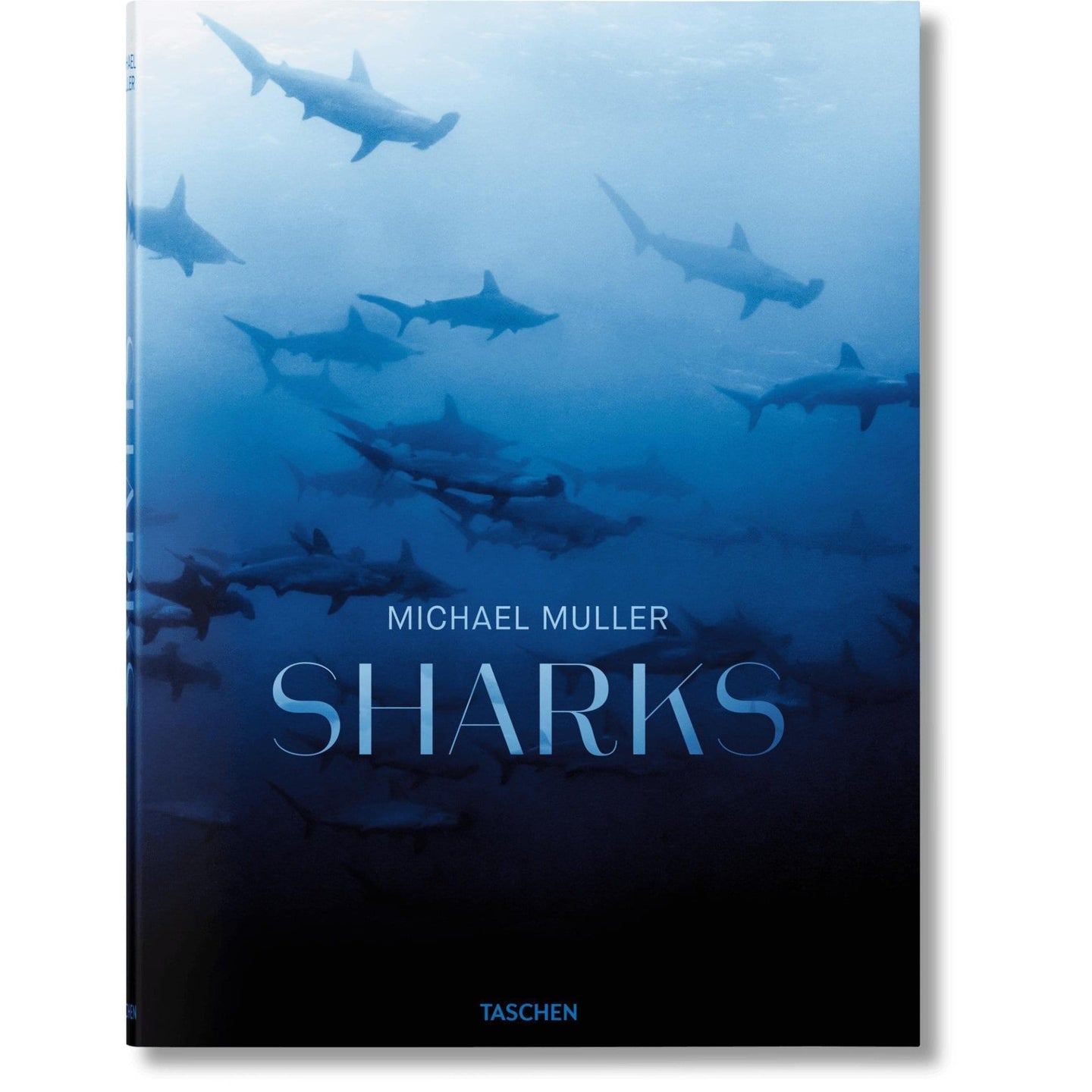 Taschen Michael Muller. Sharks. Face-to-Face with the Ocean's Endangered Predator / Neighborhood Goods