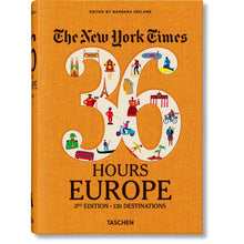 Load image into Gallery viewer, Taschen NYT 36 Hours Europe 3rd Edition / Neighborhood Goods