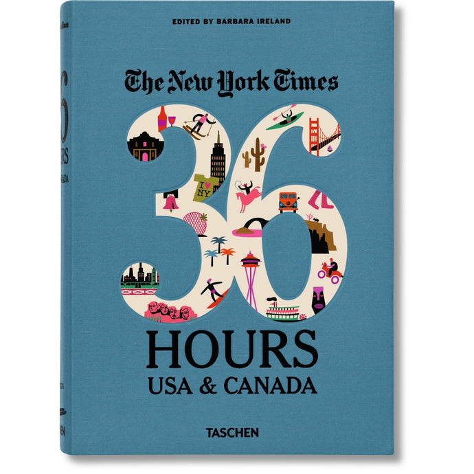 Taschen NYT 36 Hours USA & Canada / Neighborhood Goods