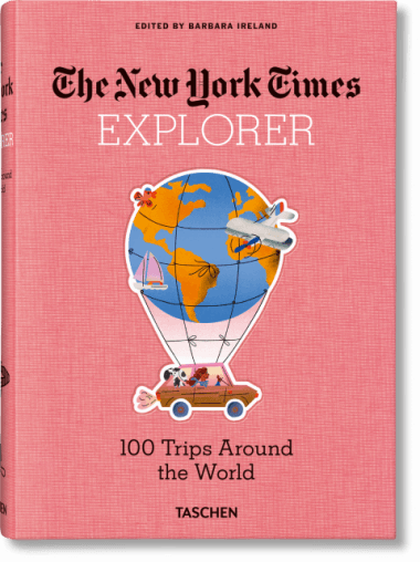 Taschen NYT Explorer. 100 Trips Around the World / Neighborhood Goods