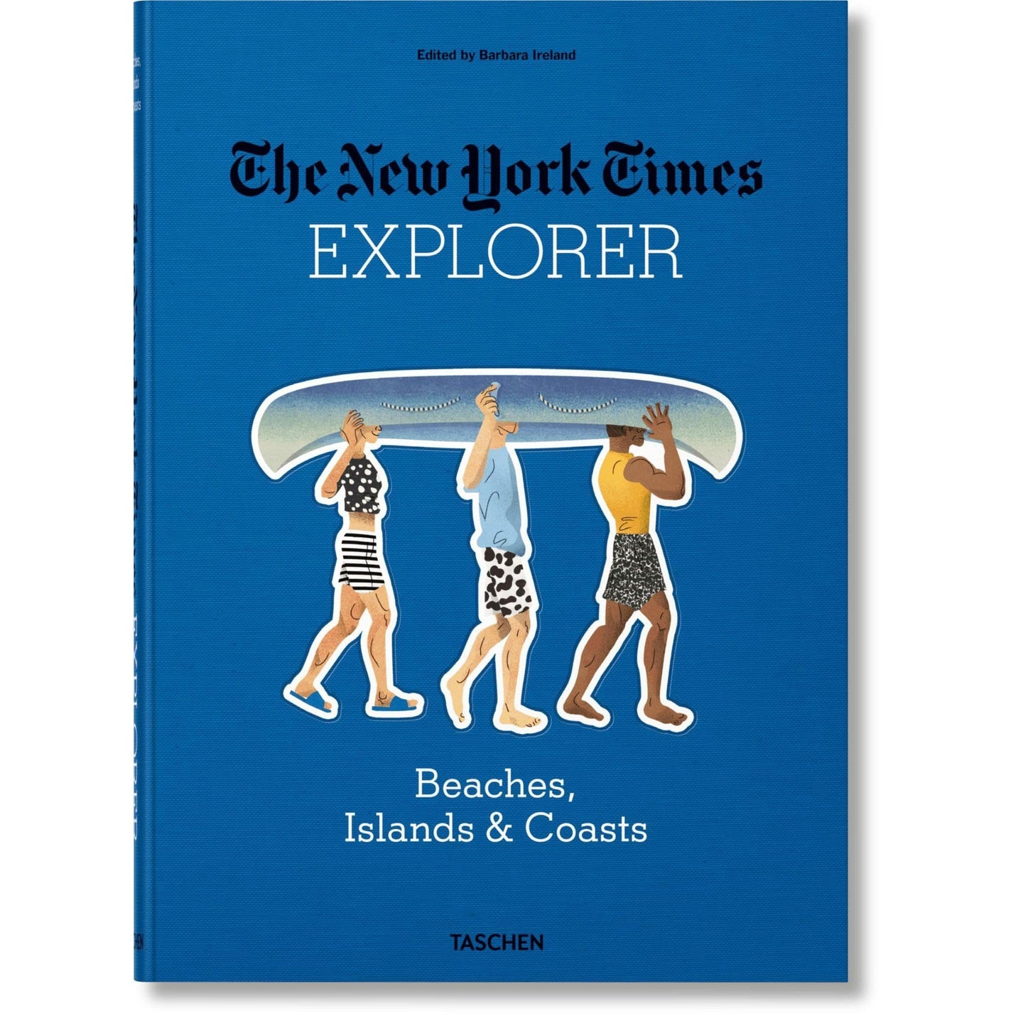 Taschen NYT Explorer - Beaches, Islands & Coasts / Neighborhood Goods