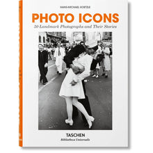 Load image into Gallery viewer, Taschen Photo Icons. 50 Landmark Photographs and Their Stories / Neighborhood Goods