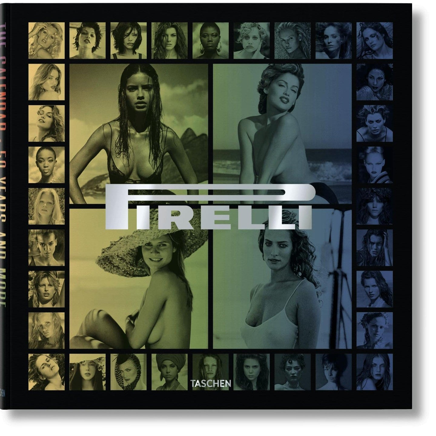 Taschen Pirelli - The Calendar - 50 Years And More / Neighborhood Goods