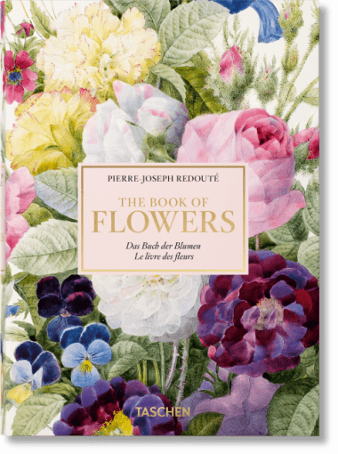 Taschen Redouté. Book of Flowers – 40th Anniversary Edition / Neighborhood Goods