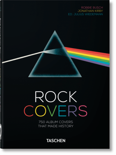 Taschen Rock Covers – 40th Anniversary Edition / Neighborhood Goods