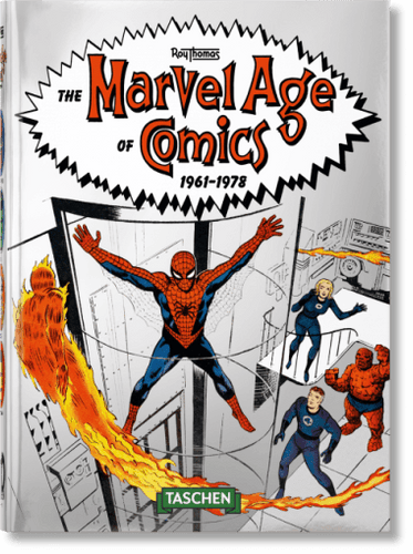Taschen The Marvel Age of Comics 1961–1978 – 40th Anniversary Edition / Neighborhood Goods