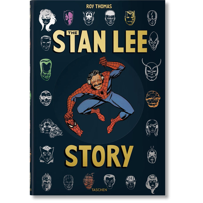 Taschen The Stan Lee Story / Neighborhood Goods
