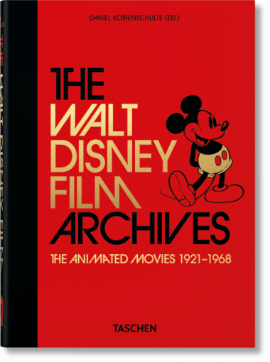 Taschen The Walt Disney Film Archives. The Animated Movies 1921–1968. 40th Anniversary Edition / Neighborhood Goods