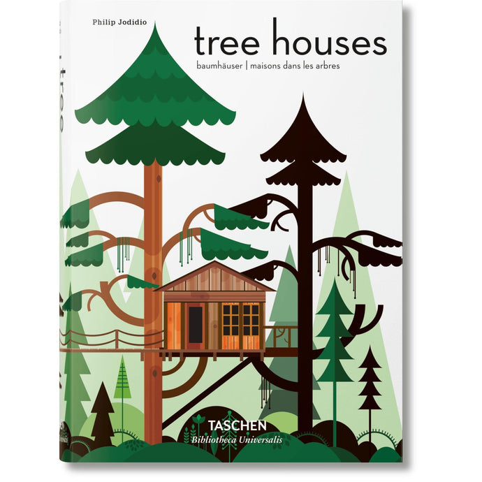 Taschen Tree Houses - Fairy Tale Castles in the Air / Neighborhood Goods