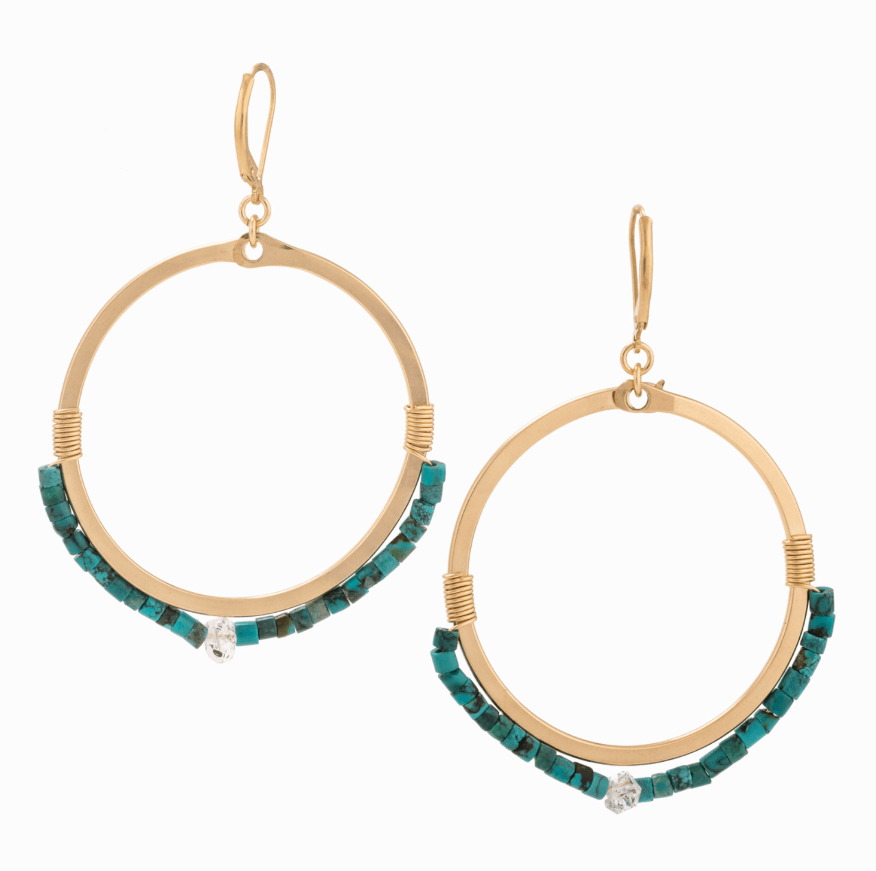 Taylor and Tessier Ames Earrings / Neighborhood Goods