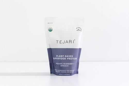 Tejari Blueberry + Spinach Blend / Neighborhood Goods