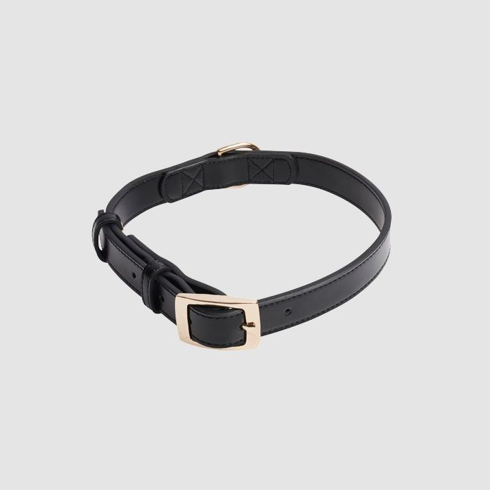 The Daily Edited Black Large Dog Collar / Neighborhood Goods